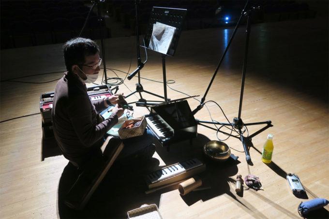 16_さと兄さんの楽器コーナー