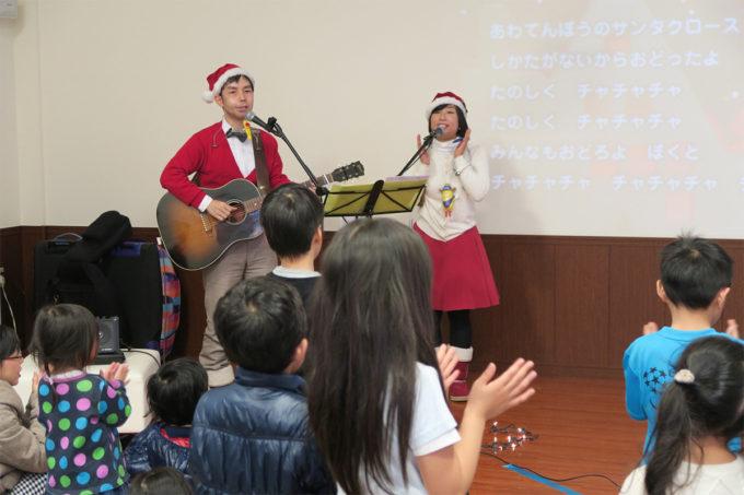 千葉市稲毛区・インプレスト稲毛クリスマス会08
