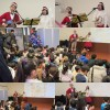 [冬の5Daysツアー] 千葉市稲毛区インプレスト稲毛マンションのクリスマス会に出演☆