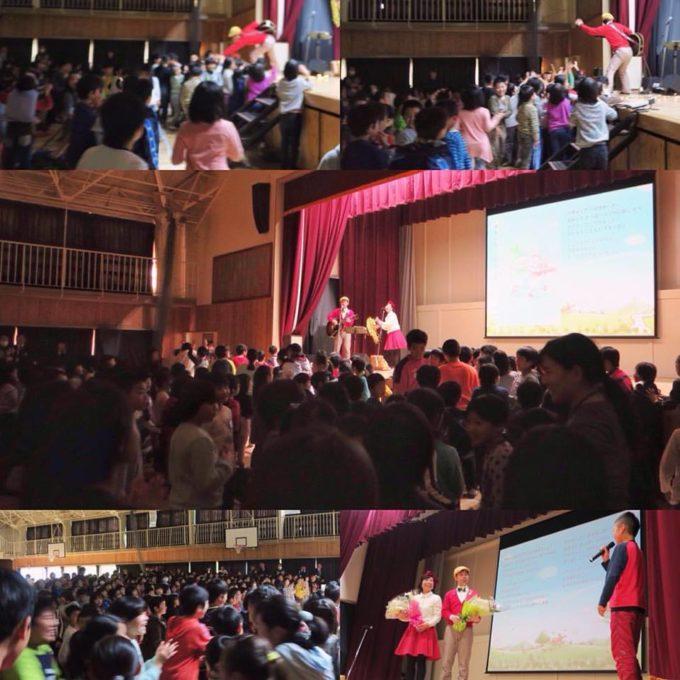 ケチャマヨin新座小学校04