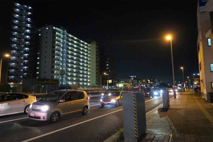 41_千葉市稲毛区の夜は更けていきます