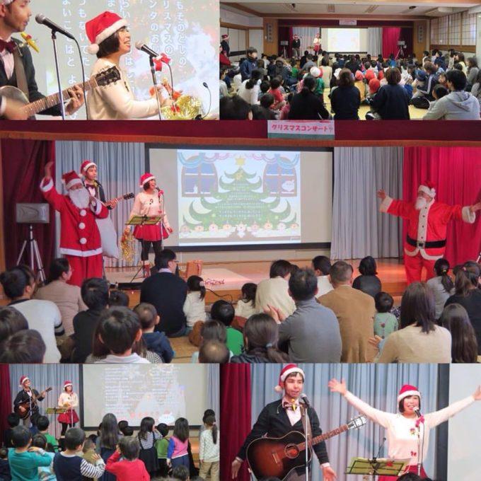 02_クリスマスコンサートは大成功!