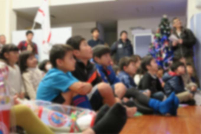 千葉市稲毛区・インプレスト稲毛クリスマス会05