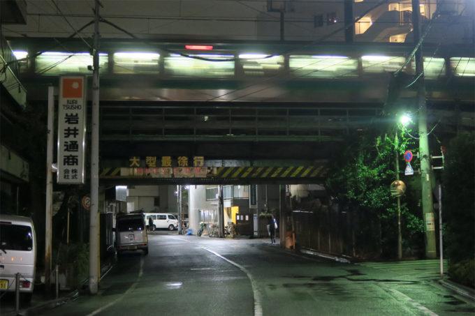 28_日暮里の夜