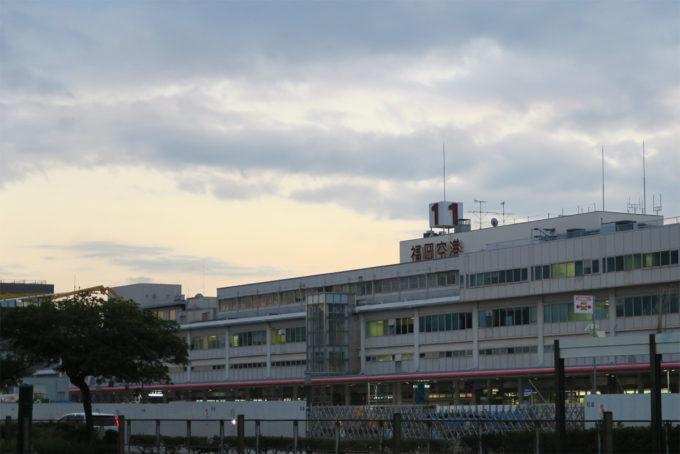 24_福岡空港に到着