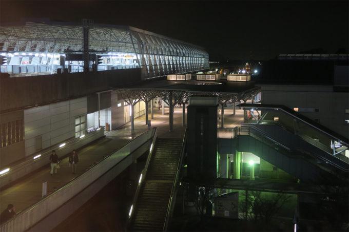 06_守谷駅にお泊りします