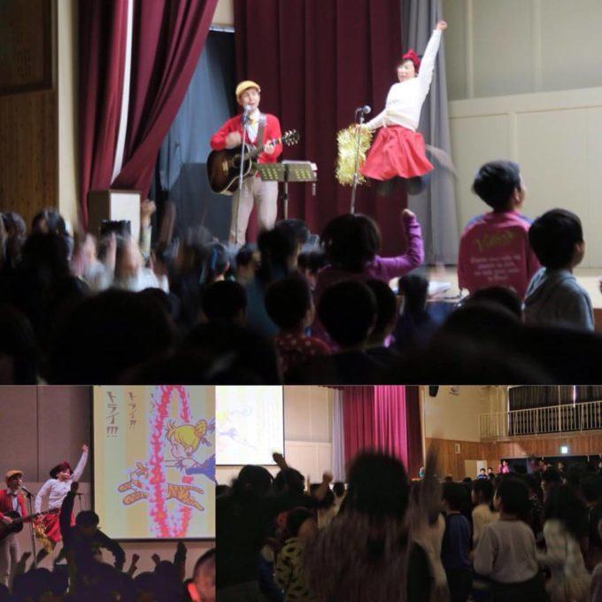 ケチャマヨin新座小学校03