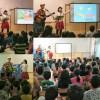 もちろん全員途中退席なし!みんなが楽しめたコンサート in 江戸川区・小島保育園