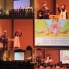 歌あり、手話あり、ダンスあり!群馬県前橋市しののめフェスタでみんなとコラボコンサート☆