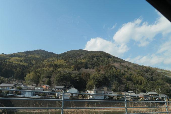 いい山です