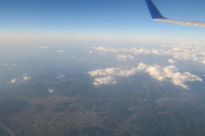 青い空・白い雲