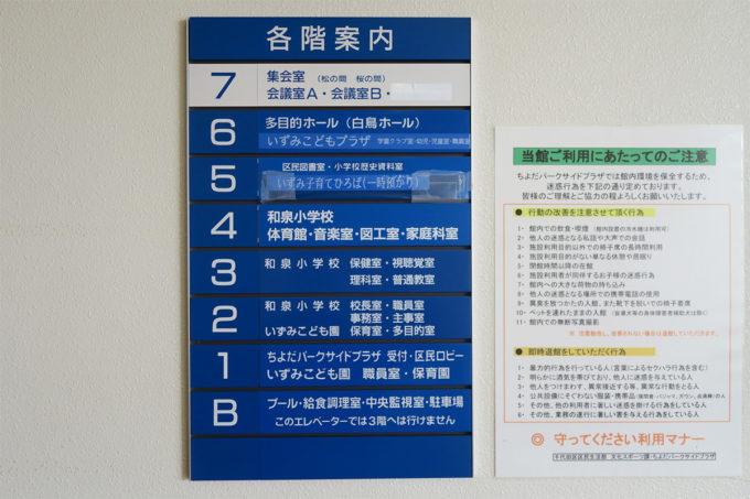 7階建てのビル