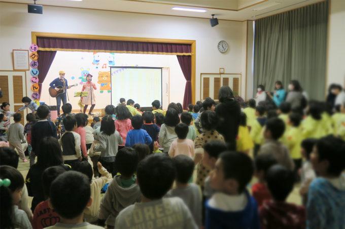 徳島県那賀町わじきこども園10
