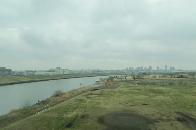 埼玉県を後にします