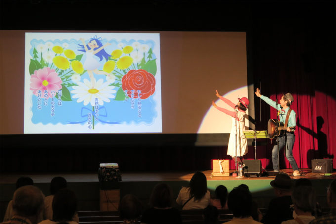 ケチャマヨ29花と緑のぐんまづくり2016inみどり(第二部)