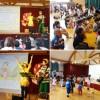 群馬県高崎市・新町第二保育園で保護者会の前に親子コンサートをお届けしました☆