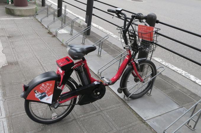仙台コミュニティサイクル-DATE-BIKE[ダテバイク]