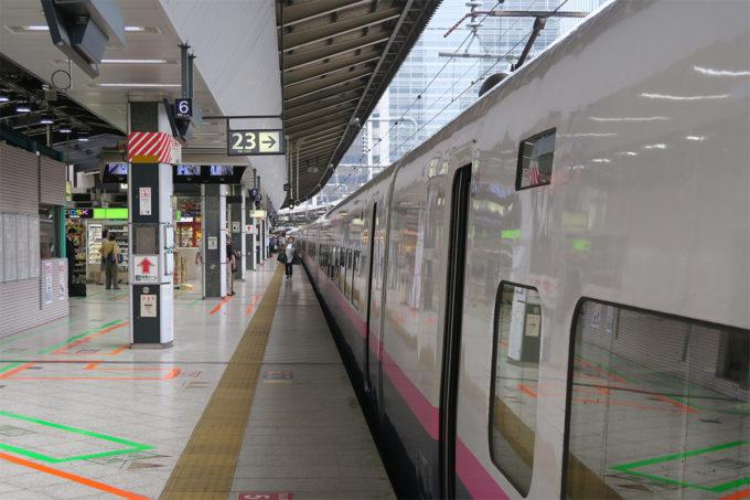 今週も新幹線
