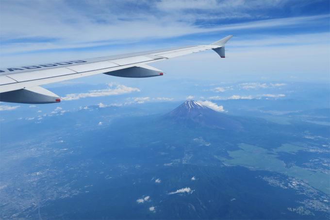 富士山だ!