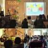 宮城県仙台市エコー療育園なのはな棟「ふれあいコンサート」で、心のふれあいが出来ました♪