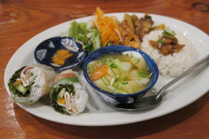 おいしいベトナム料理音符