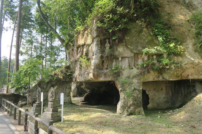 瑞巌寺・洞窟遺跡群と三十三観音10