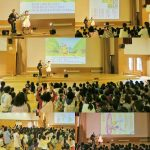 岐阜県・神戸(ごうど)幼児園のお楽しみ会に出演しました!