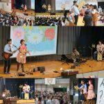 岐阜市・長良西小学校PTA祭に出演しました!