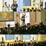 千葉県流山市・暁の星保育園「芸術鑑賞会」コンサートに出演しました☆