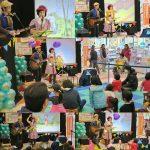 宮城県塩竈市・児童虐待防止「オレンジリボン」コンサートに出演しました@イオンタウン塩釜