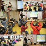 北九州市・人権こどもフェスティバルに出演しました☆2会場とも大盛り上がり!