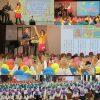 神奈川県伊勢原市・八雲幼稚園の「お楽しみショー」に出演しました!