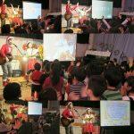 新宿区・西戸山幼稚園での親子クリスマスコンサートが今年最後の公演でした☆