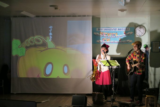 品川区・石井保育園ケチャマヨコンサート08