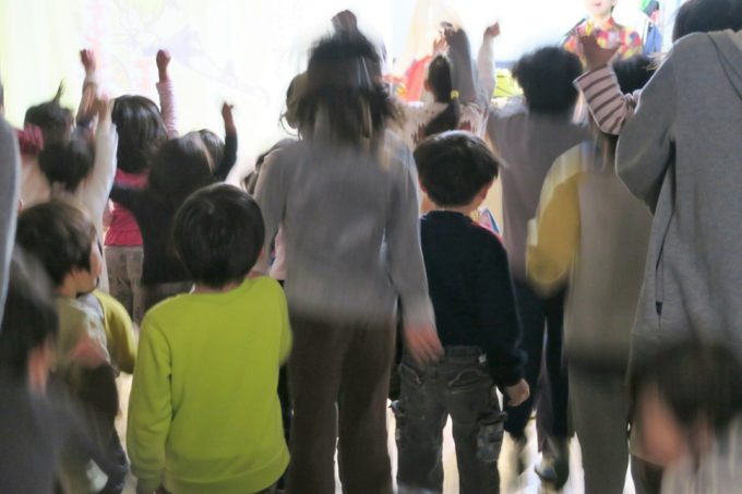品川区・石井保育園ケチャマヨコンサート10