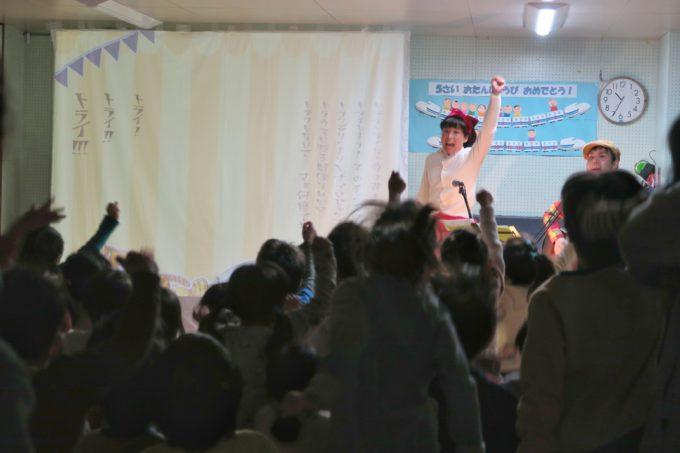 品川区・石井保育園ケチャマヨコンサート09