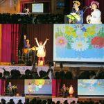 北茨城特別支援学校・創立30周年行事コンサートは大成功☆小中高のみんなと親御さんも一緒に♪