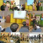 ソニー仙台の新一年生ランドセル贈呈式でコンサートを行いました☆