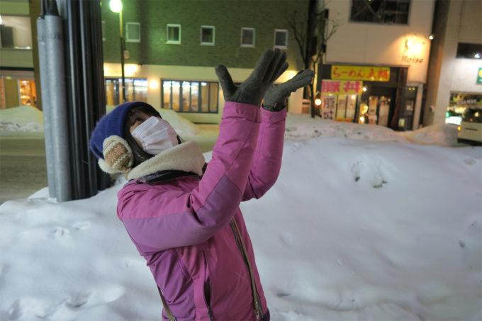 28_雪もちらほらと