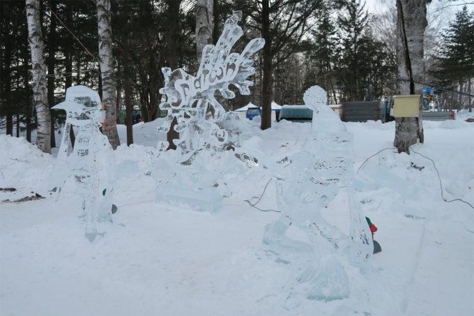 38_Splatoonの氷像