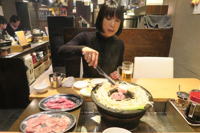 25_肉を焼く!