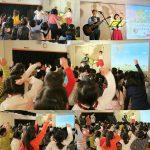 千葉県八千代市・村上南保育園でのコンサートは大成功&大絶賛☆