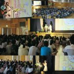 山梨県甲斐市・竜王北小学校でコンサートを行いました!