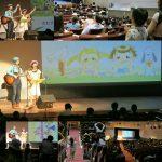品川区保育園「食育」をテーマとした親子コンサートに出演しました☆
