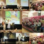 岡山県新見市で親子コンサートに出演しました☆〜そしてふたたび実家へ…