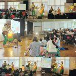 4年ぶり3回目!神奈川県立中原養護学校PTA・夏の余暇支援コンサートに出演しました!