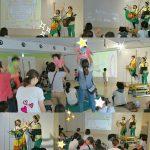 東京都足立区うめだ・あけぼの学園で夏の親子コンサートを行いました!