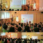 3年ぶり2回目!世田谷区・八幡山保育園でコンサートを行いました☆