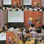滋賀県くさつ優愛保育園モンチ子育て支援コンサートに出演☆京都観光もしたよ♪