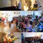 2年ぶり2回目!千葉県インプレスト稲毛クリスマス会に出演しました☆
